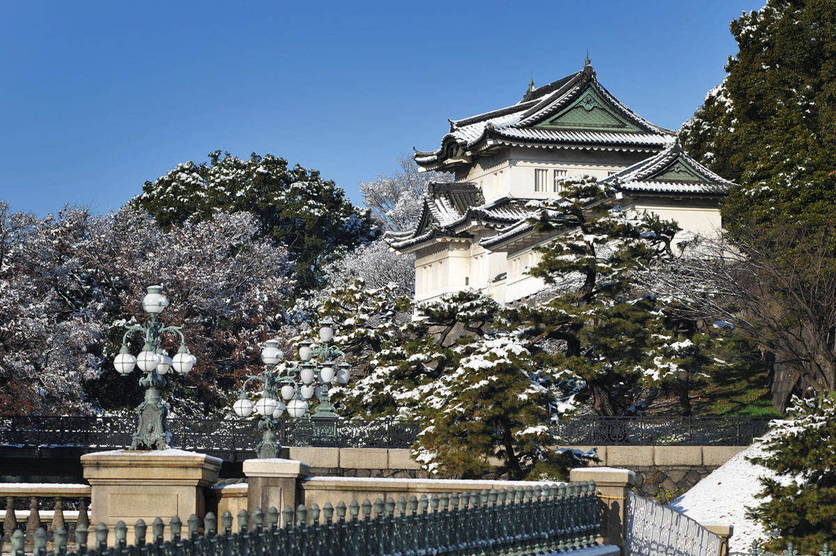 Hoàng cung Tokyo – Vẻ thâm nghiêm giữa Thủ đô náo nhiệt