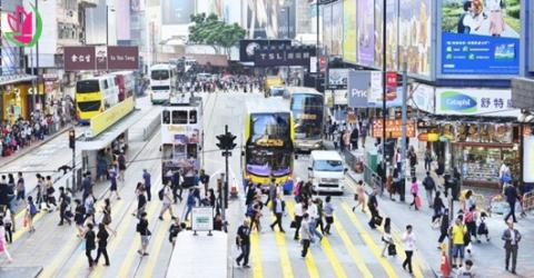NHỮNG THIÊN ĐƯỜNG MUA SẮM Ở HONG KONG