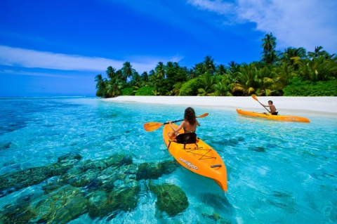 6 resort cao cấp nhất Maldives