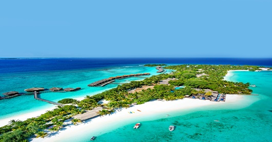 MALDIVES THIÊN ĐƯỜNG NƠI HẠ GIỚI