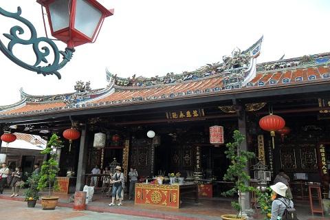 Cheng Hoon Teng – Đền Trung Hoa cổ xưa ở Malaysia