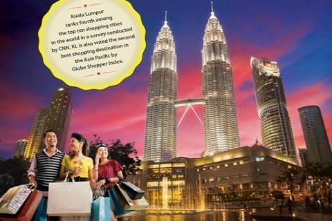 Du lịch Malaysia: Rộn ràng mùa mua sắm lớn nhất năm Mega Sale 2017