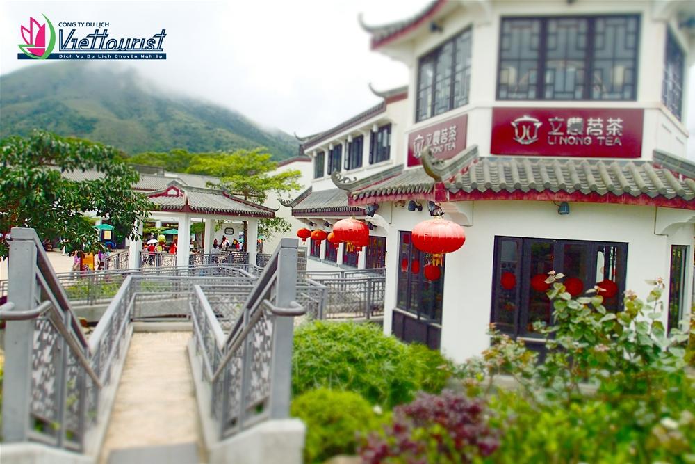 Ngong Ping – Thắng cảnh ấn tượng của Hồng Kông