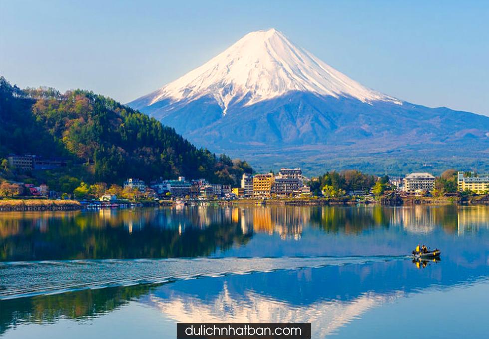 Du lịch Nhật Bản TOKYO - NÚI PHÚ SỸ - YAMANASHI - NARITA 5N4Đ