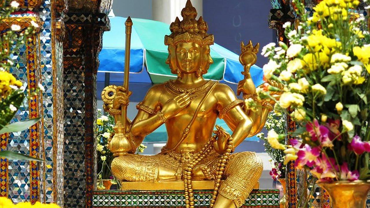 Khám phá Thái Lan: Miếu Phật Bốn Mặt