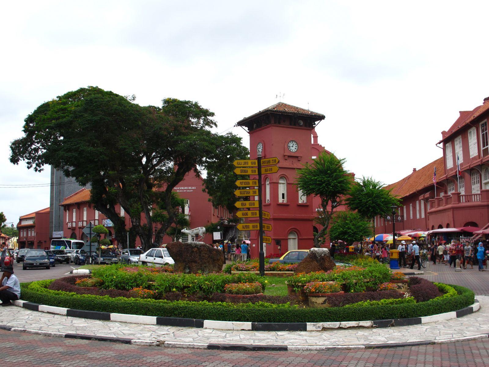 Phố cổ Malacca – Venice bình yên của Châu Á