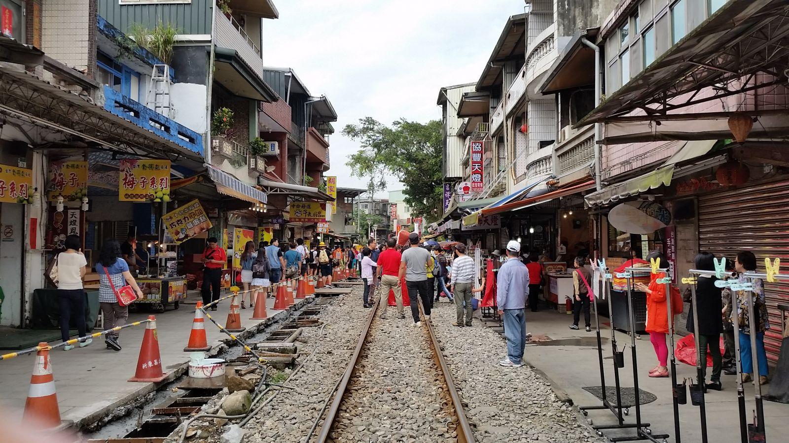 Phố cổ Thập Phần – Điểm đến không thể bỏ qua khi du lịch Đài Loan
