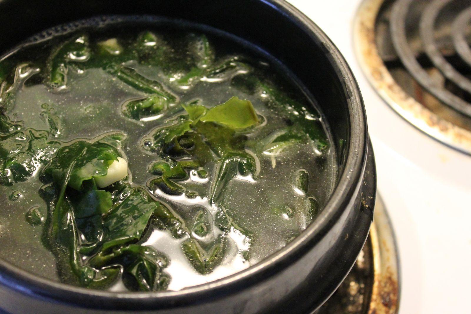 Khám phá ẩm thực Hàn Quốc: Rong biển – Nguyên liệu đặc biệt