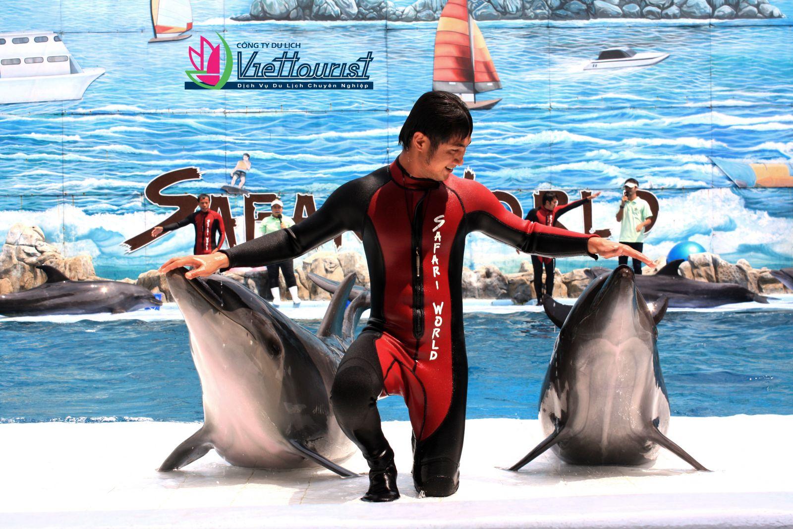 Safari World – Vườn thú lớn nhất Thái Lan