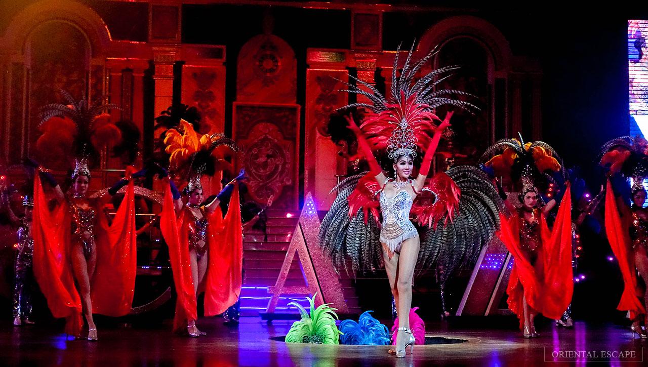 Sexy Show Tổng hợp – Độc đáo từ Pattaya