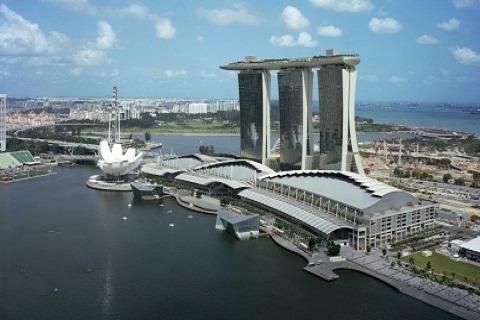 Marina Bay Sands - Khu giải trí xa hoa bậc nhất thế giới