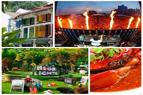17 Lý do chọn du lịch Singapore trong năm 2017