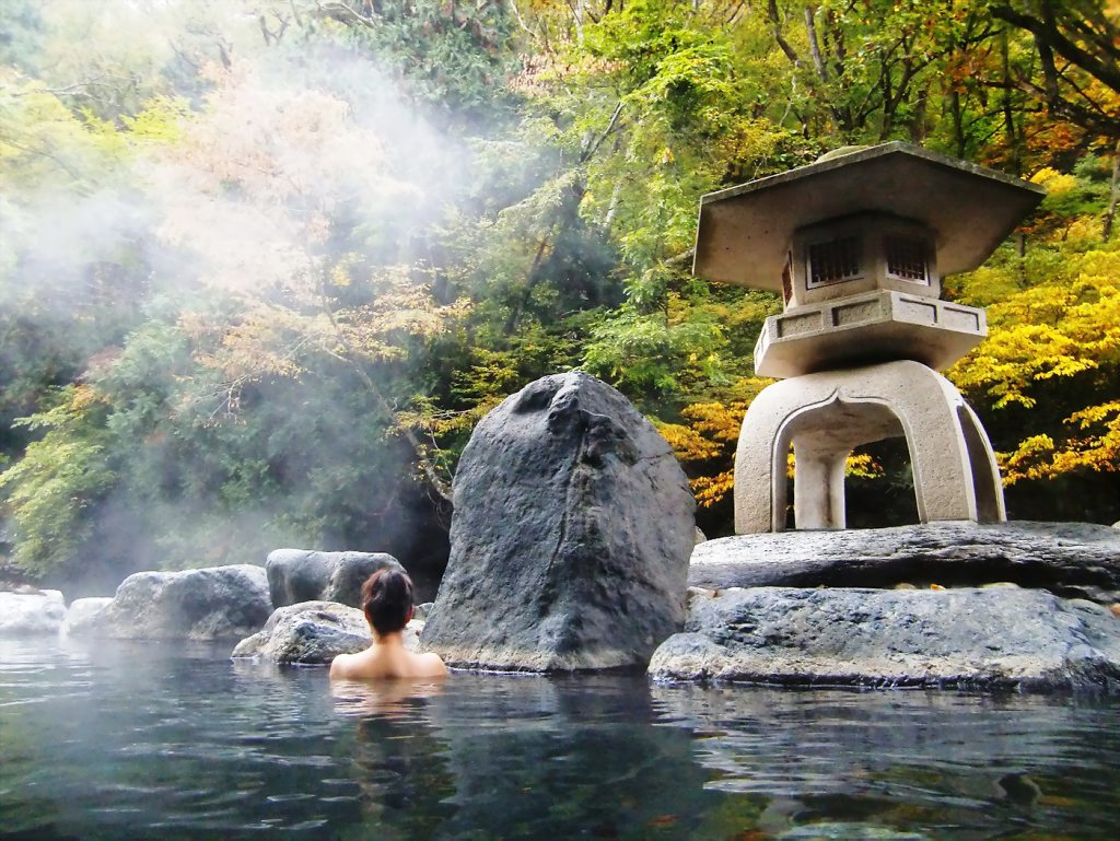 Du lịch Nhật Bản đừng ngại tắm Onsen