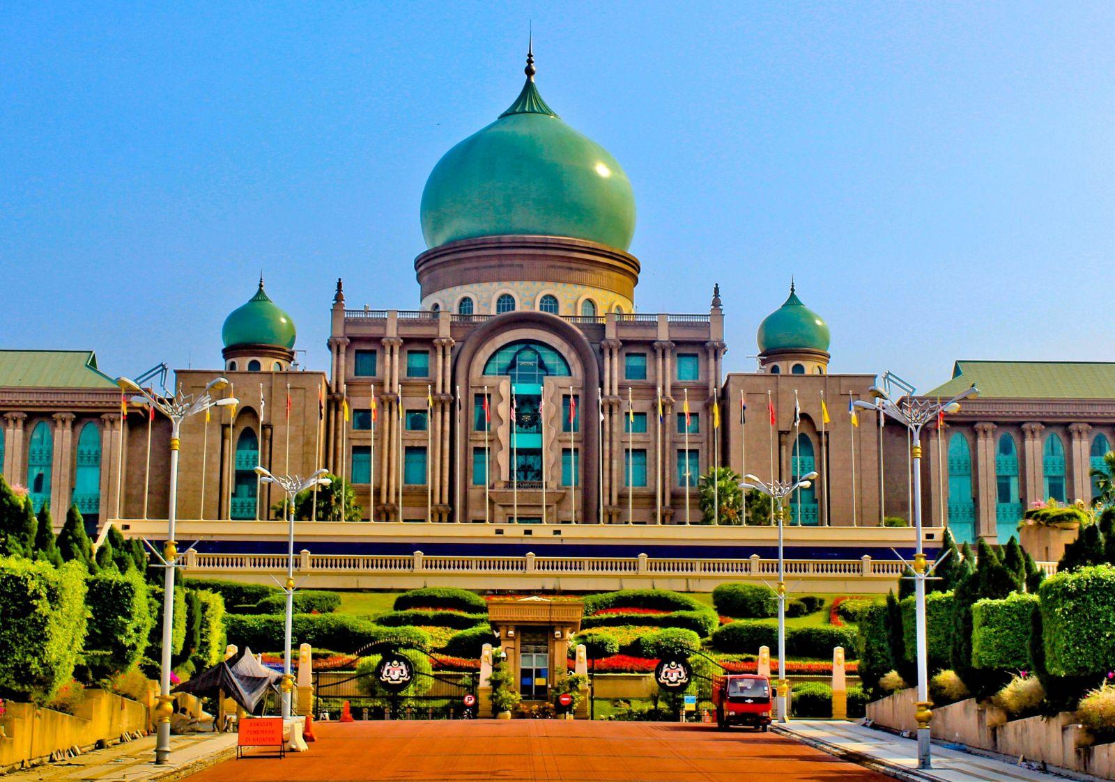 Perdana Putra– Nét giao thoa tuyệt vời giữa hiện đại và truyền thống
