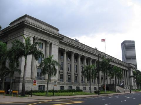 Tòa thị chính City Hall - Chứng nhân lịch sử Singapore