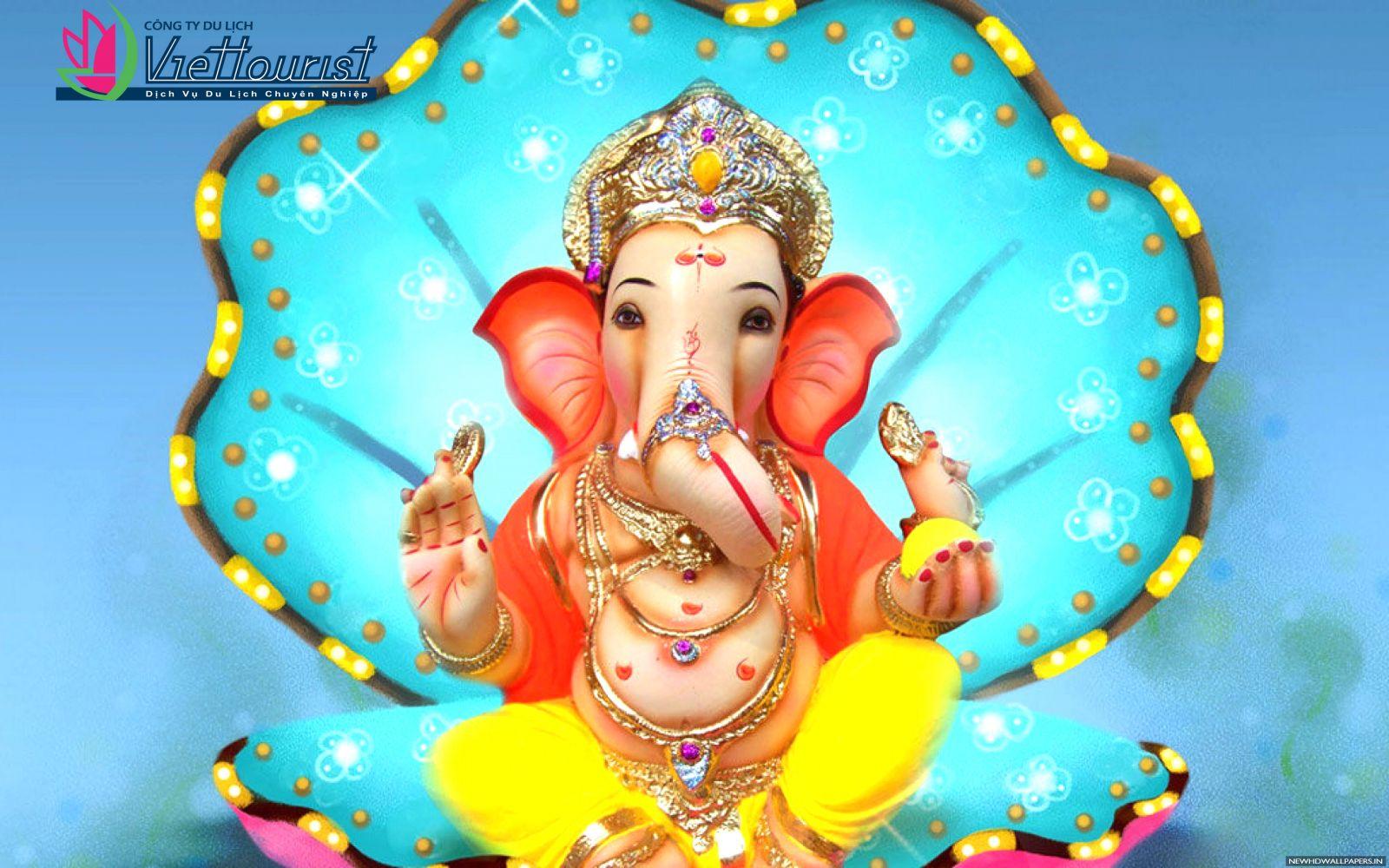 Bốn truyền thuyết về vị thần Ganesha