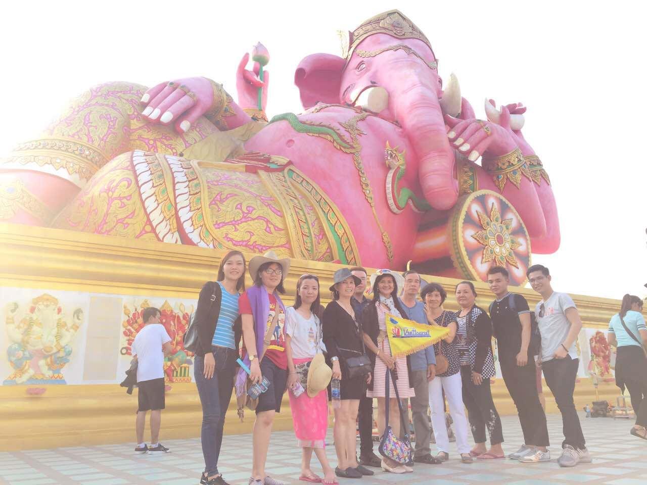 Ký sự du lịch Thái Lan: Trải nghiệm ấn tượng khó quên