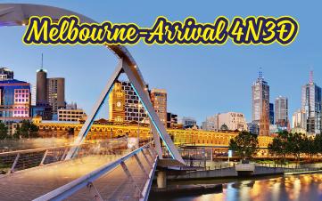 Du Lịch Úc Tham Quan Melbourne - Arrival 4N3Đ