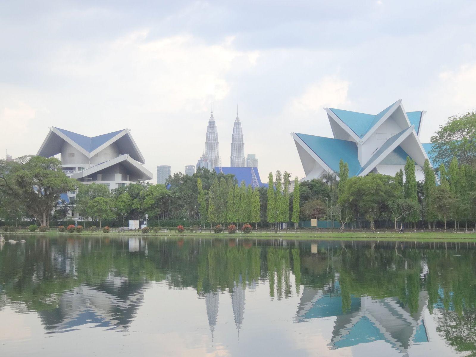 Lake Garden - Vườn hồ tuyệt vời ở thủ đô KualaLumpur
