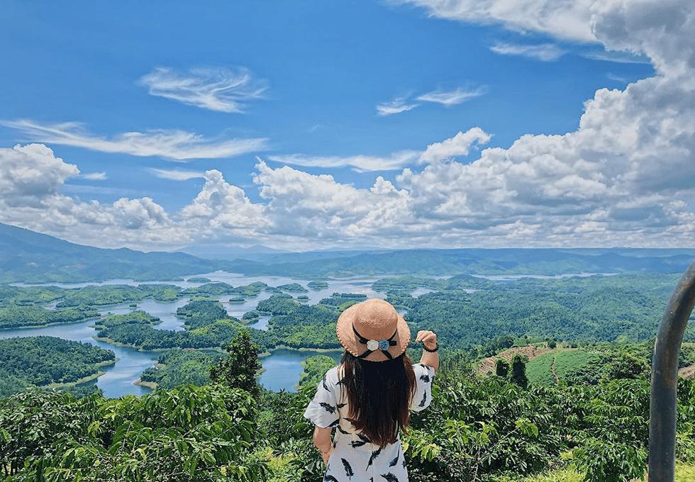 khu bảo tồn sinh quyển Hồ Tà Đùng